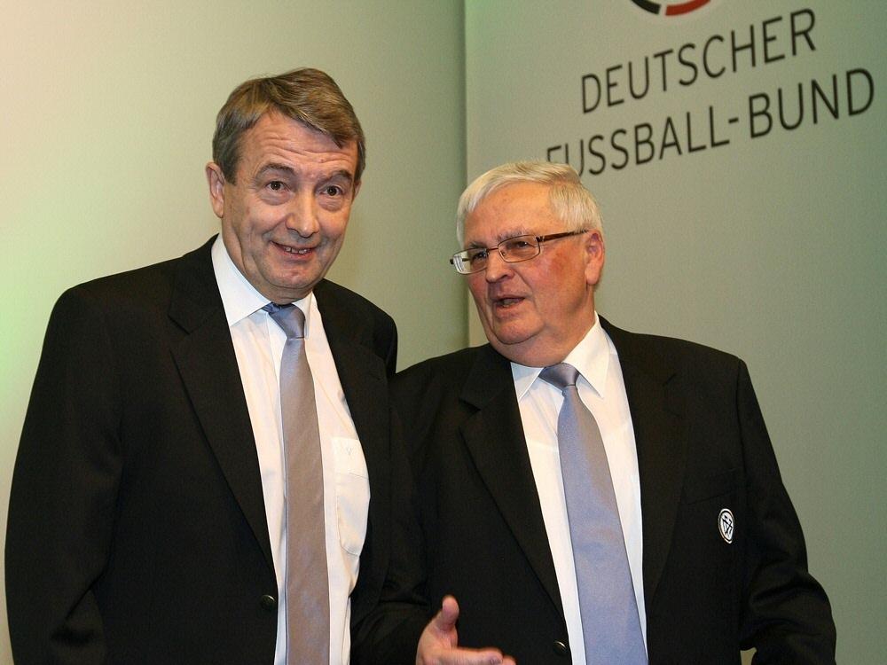 Wolfgang Niersbach und Theo Zwanziger droht eine Anklage