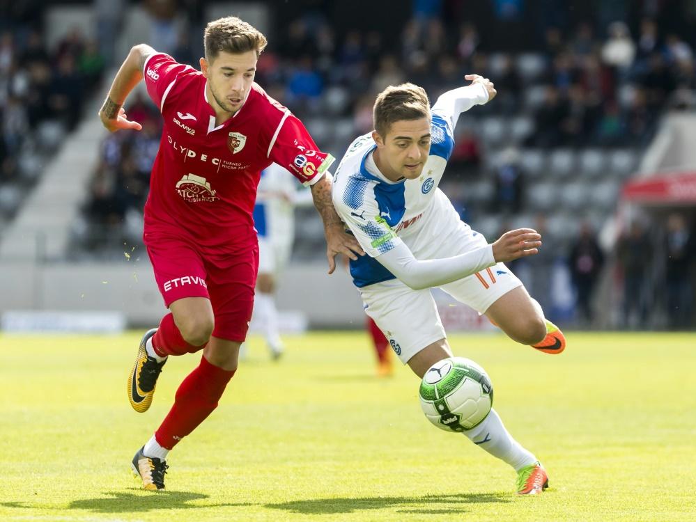 Michal Fasko (r.) wechselt zu Eintracht Braunschweig