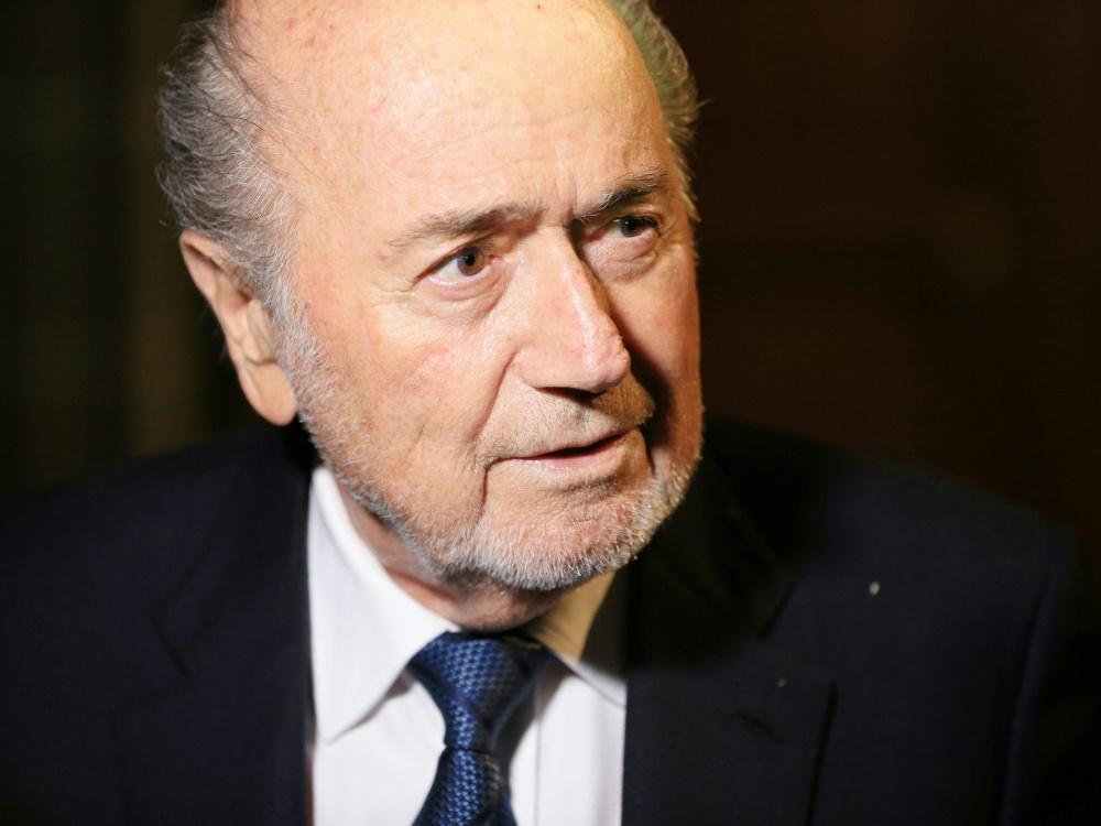 Fordert die Rückkehr von Platini: Joseph S. Blatter