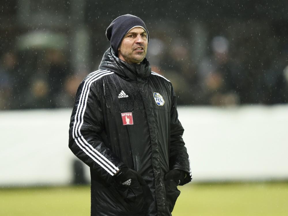 Markus Babbel wird den FC Luzern im Sommer verlassen