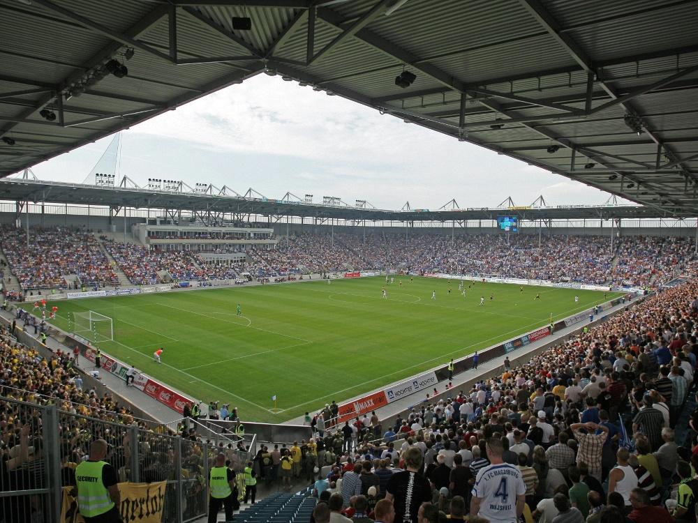Große Investition geplant: Magdeburgs Fußballstadion