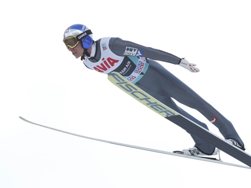 Gregor Schlierenzauer ist auf Weltrekord-Weite geflogen