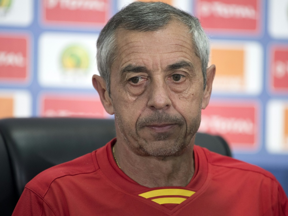 Alain Giresse besitzt in Mali noch einen Vertrag bis November