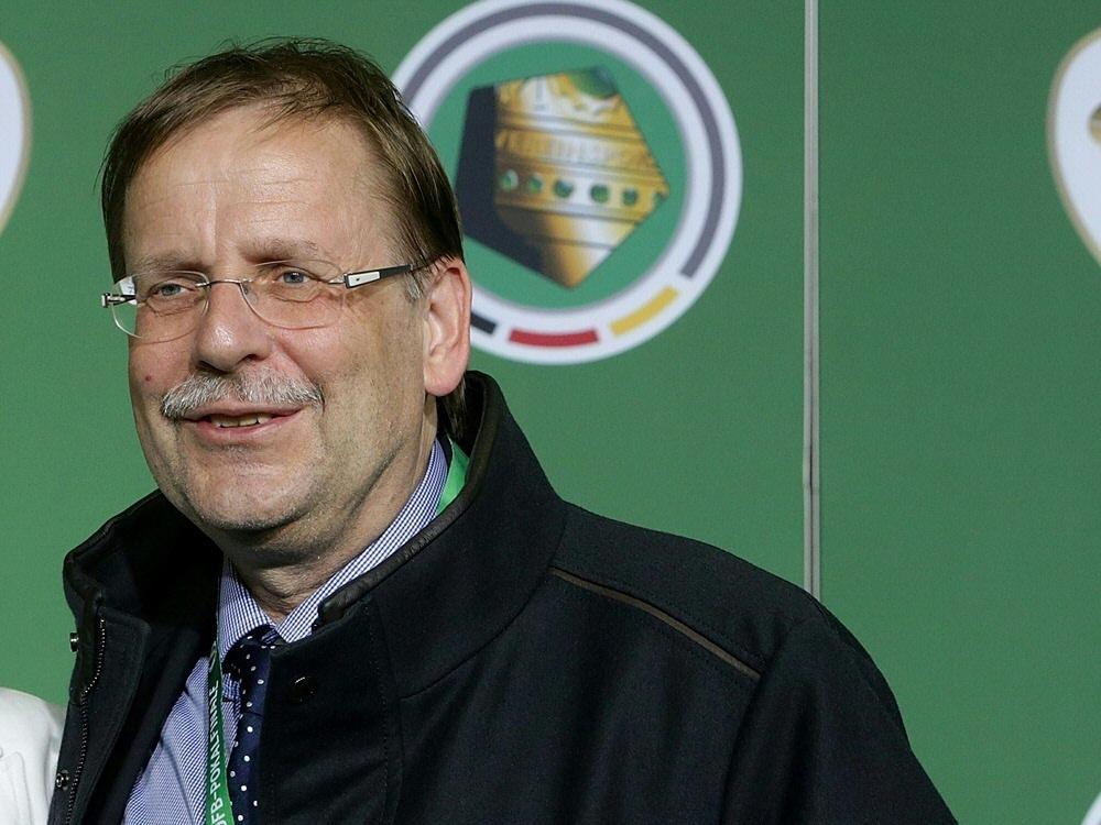 DFB-Vize Rainer Koch spricht sich gegen eigene Regionalliga Nordost aus