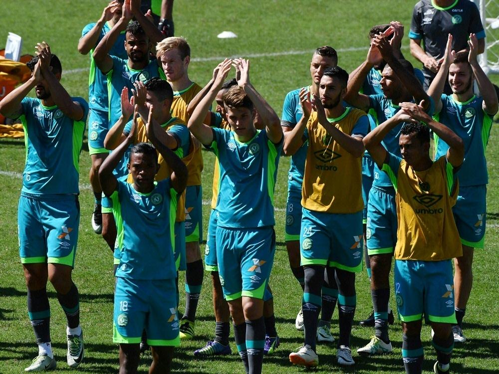 Chapecoense verpasste den Sieg im ersten Pflichtspiel