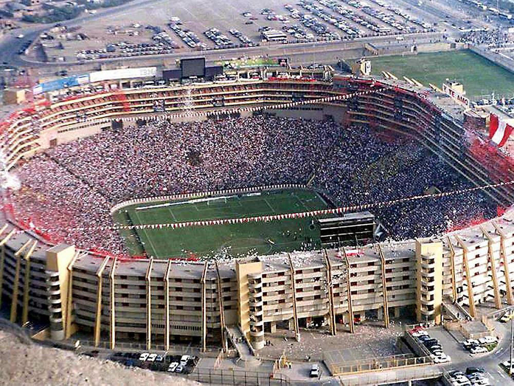 Fußballstadion in Lima nach Todesfall geschlossen