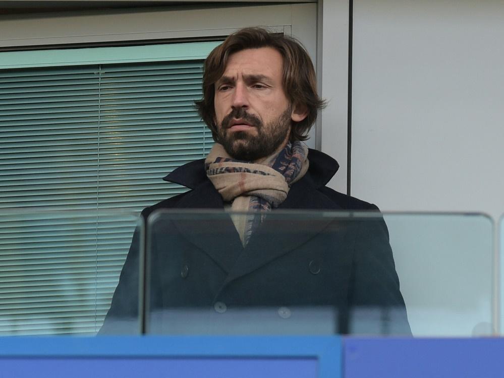 Andrea Pirlo verteidigt Gianluigi Buffon