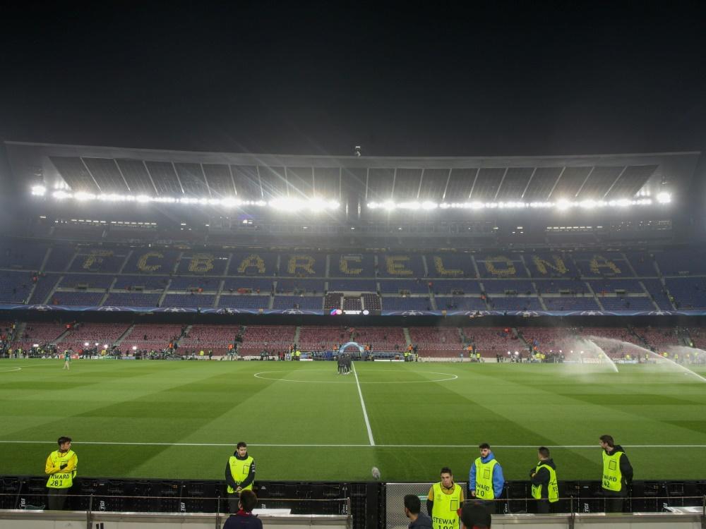 Der FC Chelsea beschwert sich über die Fanbehandlung in Barcelona