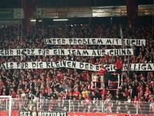 Die Idee der Regionalliga: keine Fans, keine Probleme
