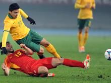 Australien gegen Mazedonien nur 0:0