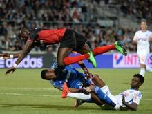 Steve Mandanda verletzte sich gegen Guingamp schwer
