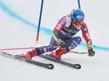 Mikaela Shiffrin vor Sieg im Saison-Finale