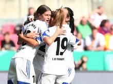 Der 1. FFC Frankfurt bastelt weiter am neuen Kader
