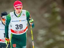 Florian Notz sichert sich sein bestes Saisonergebnis
