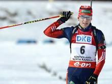 Noch eine russische Sportlerin gesperrt: Olga Saizewa
