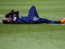Fällt wohl länger aus als gedacht: Neymar