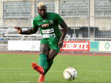 Torjäger Djibril Cissé kickt unterklassig in der Schweiz