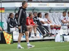Frank Wormuths U20 verliert 0:1 gegen Italien