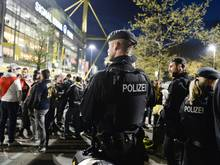 Polizei Dortmund stellt 21 Strafanzeigen rund um das BVB-Spiel gegen den HSV