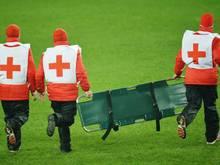 Ein Teil des Teams aus Mérida brauchte ärztliche Versorgung