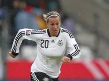 Auch Lena Goeßling fehlt verletzungsbedingt