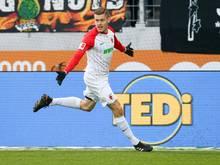 FC Augsburg hofft auf Comeback von Alfred Finnbogason