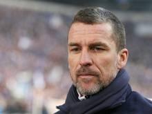 Kurz hat die Arbeit bei Fortuna Düsseldorf aufgenommen