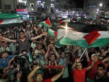 Palästina freut sich auf die Asien-Meisterschaft