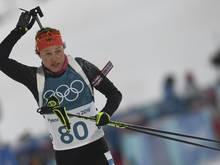 Laura Dahlmeier holt im Einzel die Bronzemedaille