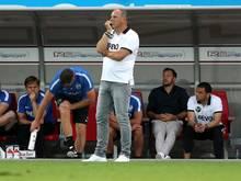 Oliver Recks Vertrag in Offenbach wird nicht verlängert