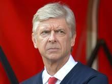 Wenger mindestens bis Saisonende beim FC Arsenal