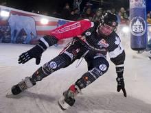 Scott Croxall reichte in Edmonton ein vierter Platz