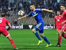 Vedad Ibišević will nicht mehr für sein Land spielen