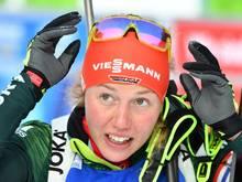Sieht ihre Zukunft nicht zwingend im Biathlon: Dahlmeier