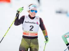Sandra Ringwald kam als beste Deutsche auf Rang sechs