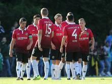 Hannover 96 hat das zweite Testspiel des Sommers gewonnen