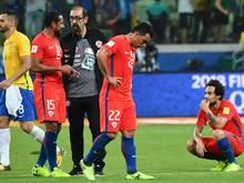 Die hochgehandelten Chilenen werden bei der WM fehlen