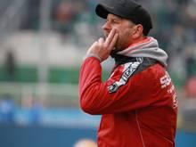 Steffen Baumgarts Paderborner spielen nur remis