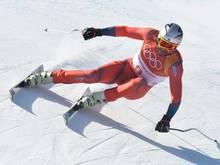 Olympiasieger Svindal macht weiter