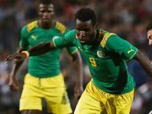 Mame Diouf schießt Senegal zum Afrika-Cup