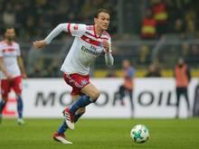 Albin Ekdal als Option für Spiel gegen Stuttgart