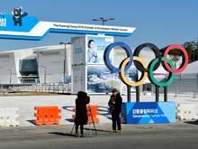 Dürfen russische Athleten in Pyeongchang starten?