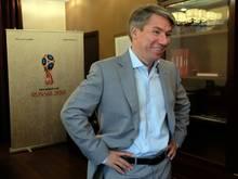 Alexey Sorokin weist Kritik zurück