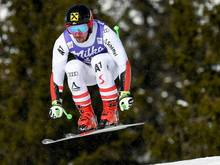 Marcel Hirscher steht vor seinem 13. Saisonsieg