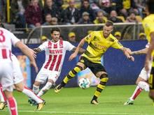 Köln legte Einspruch gegen eine BVB-Torentscheidung ein
