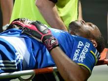 Steve Mandanda verletzte sich gegen Guingamp am Kopf