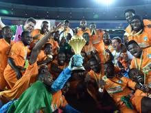 Die Afrikameister dürfen sich über eine Prämie freuen