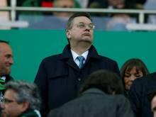 DFB-Boss Grindel hat sich mit dem Gladbacher Oberbürgermeister ausgesprochen