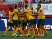 Australische Frauen Bilder