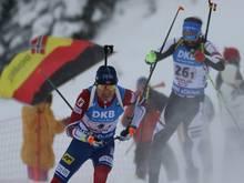 Michael Rösch startet erneut im Biathlon-Weltcup